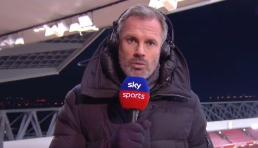 Jamie Carragher says five Liverpool players are struggling after shock Burnley defeat