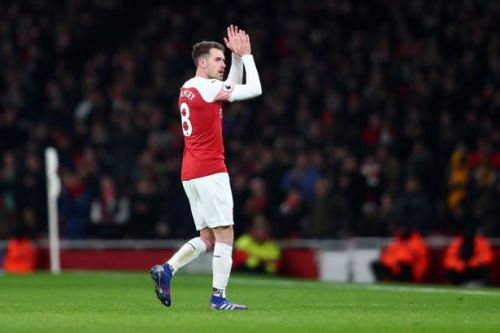 Aaron Ramsey signs pre-contract at Juventus worth £400,000-a-week