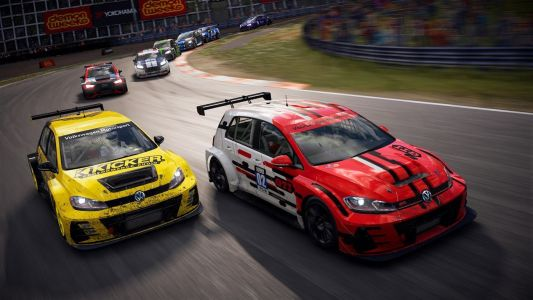 Grid's 40 car races only possible on Google Stadia claim Codemasters