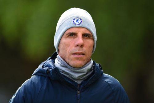 'I'm very surprised!' Gianfranco Zola feels sorry for struggling Chelsea flop