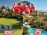 Manchester United forced to change Marbella hotel