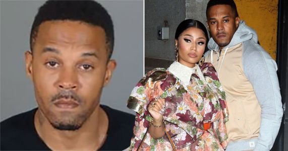 Nicki Minaj's husband Kenneth Petty 'granted permission to travel with rapper'