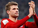 Bayern Munich's Muller agrees two-year contract extension at club