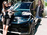 The woman who has it all! Rebecca Judd adds another luxury vehicle to her collection