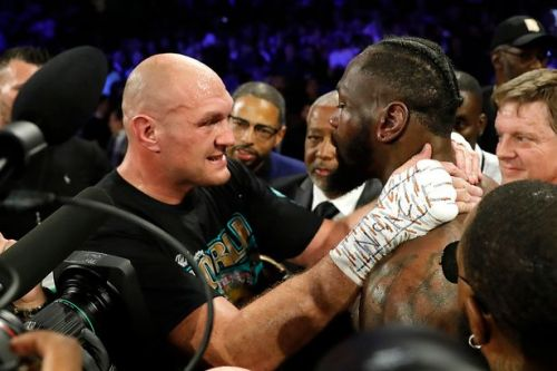 Tyson Fury vs Deontay Wilder trilogy fight heading to Australia or Macau
