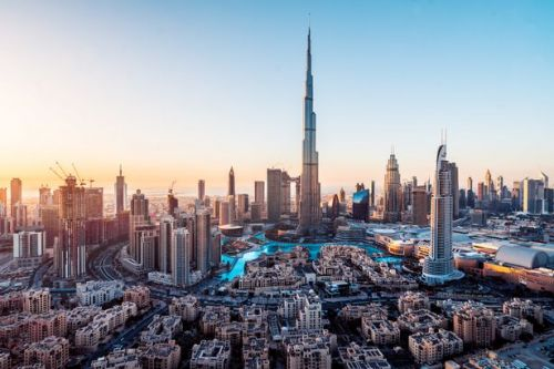 Dubai is inviting Brits to come and work remotely from the city for a year