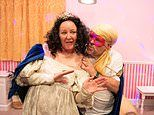 Wherefore art thou. Barry! PATRICK MARMION reviews Sharon 'N' Barry Do Romeo And Juliet
