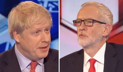 BBC election debate: Boris savages Corbyn's 'mystery' Brexit plan - You're all Remainers!