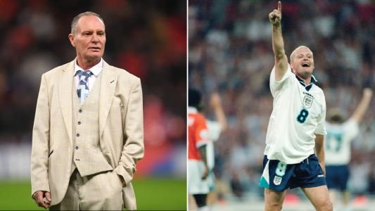 Paul Gascoigne has anti-alcohol pellets sewn into stomach