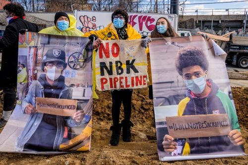 This gas utility has agreed to stop building a contentious Brooklyn pipeline