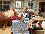 Meet the ponies who live in their owners homes