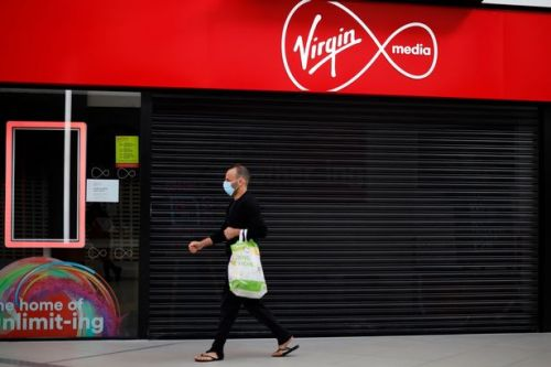Virgin Media says its 53 stores will not reopen after lockdown