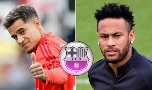 Barcelona have Neymar transfer expectations following Philippe Coutinho's move to Bayern