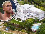 YouTube star Jake Paul puts his Calabasas mansion on the market for $7 million