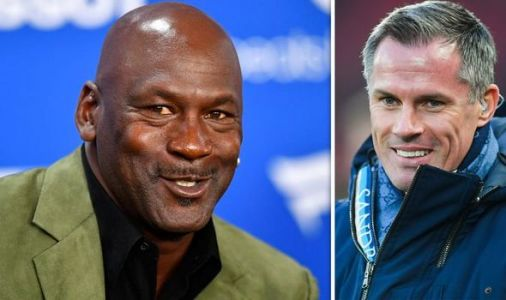 Jamie Carragher reveals the one thing he's 'sick of' with Michael Jordan's The Last Dance