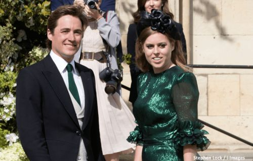 GALLERY: Princess Beatrice's Wedding Album