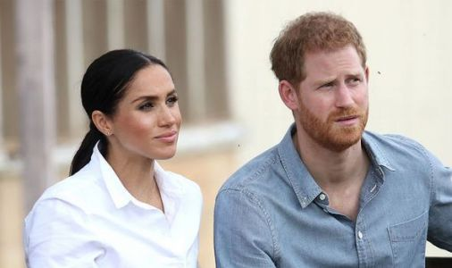 Meghan Markle and Prince Harry 'shaming' Royal Family claims author