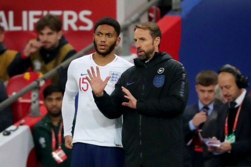 Gareth Southgate slams England fans who booed Joe Gomez at Wembley after Raheem Sterling incident