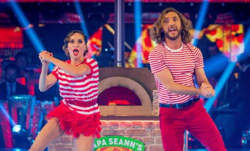 Seann Walsh and Katya Jones 'to dance together again during Strictly Come Dancing live final'