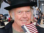 Neil Young finally becomes an American after 50 years living in CA