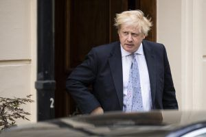 Boris Johnson confirms that he has tested positive for coronavirus