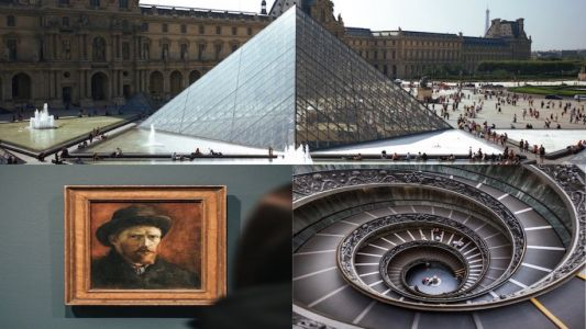 These museums are offering free virtual tours