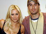 Anna Kournikova is pregnant almost two years after welcoming twins with Enrique Iglesias
