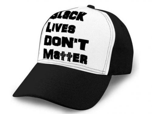 Amazon was criticized for a racist 'Black Lives Don't Matter' cap listing
