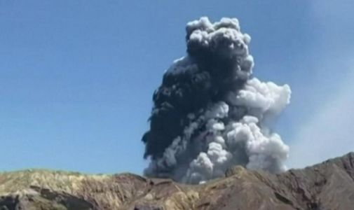 New Zealand volcano eruption: At least one Briton among eight still missing