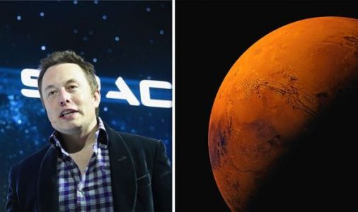 Elon Musk: SpaceX CEO reveals plan to create artificial suns and drop nukes on Mars