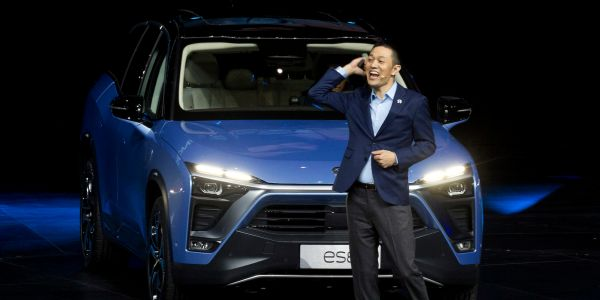 Nio has a shot at earning 'Tesla of China' moniker after solid quarter, cash infusion, Piper Sandler says