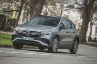 Mercedes-Benz EQA 250 2021 UK review