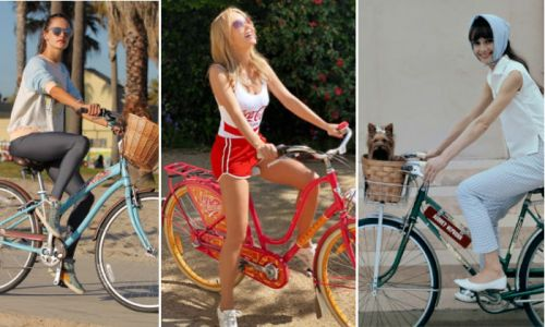 The best ladies bikes to buy for summer: Get inspired by the cycle-loving stars