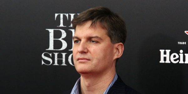 'Big Short' investor Michael Burry hit a 1,500% gain on GameStop during its record rally