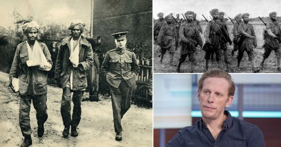 The true story of the Indian Army in WW1 and why Laurence Fox is wrong