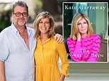 Kate Garraway will share story of her husband Derek Draper's Covid-19 fight in a book
