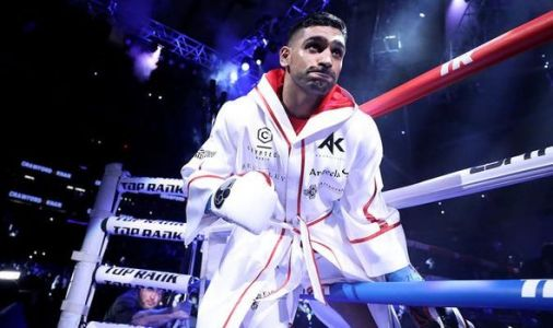 Boxing news: Amir Khan trainer launches STUNNING attack on British boxer