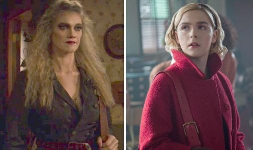 Chilling Adventures of Sabrina Christmas special: Who plays Gryla?