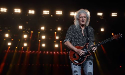 Brian May Reveals He Was Rushed To Hospital After Suffering A Heart Attack