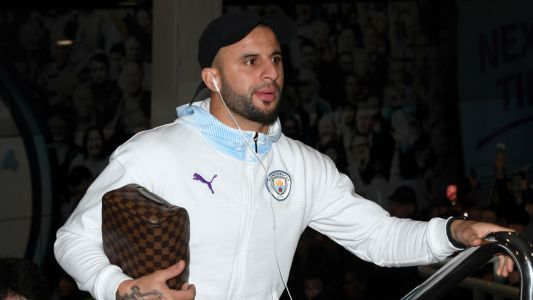 Kyle Walker: sex party could cost Man City star £250,000