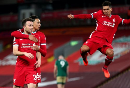 """Robbo's honour at 100 as Liverpool's comeback """"character"""" rises to fore"""