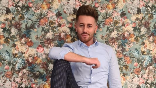 Northern Ireland man hopes to dazzle on TV show Interior Design Masters