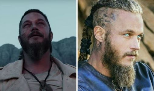Vikings' Travis Fimmel shocks fans in first post-Ragnar TV role in HBO sci-fi series