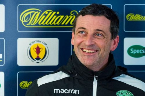 Jack Ross makes Hibs future admission regarding Ron Gordon's long-term vision for the club