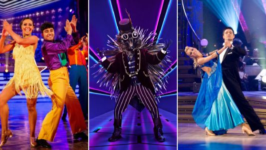 Strictly Come Dancing 'will have contestants wear The Masked Singer style masks' to combat social distancing