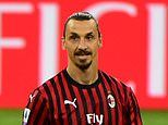 Zlatan Ibrahimovic claims AC Milan would have won the Serie A title had he been there all season