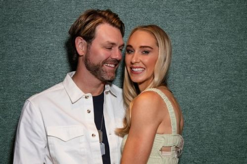 Brian McFadden and fiancée Danielle 'positive' as they enter third cycle of IVF