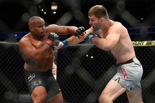 UFC 252 fight card - full list of confirmed fights including Miocic v Cormier 3