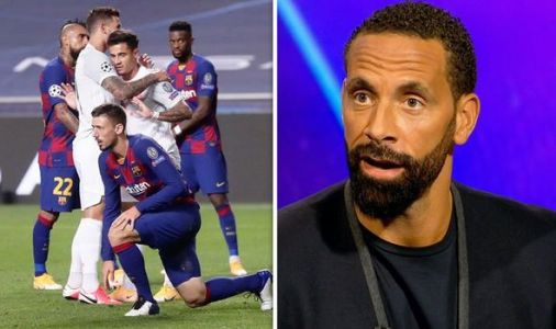 Rio Ferdinand tears into 'embarrassing' Barcelona after 8-2 Bayern Munich loss