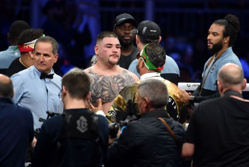 Andy Ruiz admits partying got in way of training for Anthony Joshua rematch